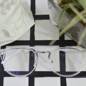 07eed9ab0c7f Accessories - Tumblr Aesthetic Normcore Transparent Glasses
